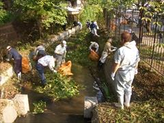 2006環濠清掃1
