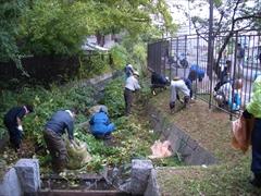 2009環濠清掃1