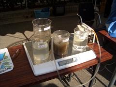 2009下水処理場イベント展示