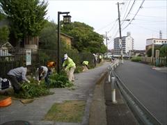 2010環濠清掃1