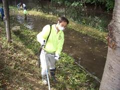 2010環濠清掃3