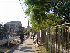2011年環濠清掃3