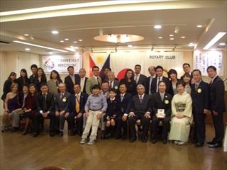 2012年歓迎集合写真