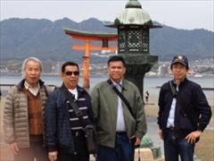 広島歓迎旅行