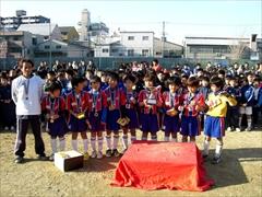 第1回平野杯表彰