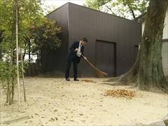 清掃活動1