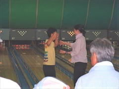 2004年ボーリング大会1