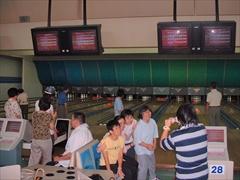 2004年ボーリング大会2